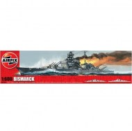Airfix-04204-Bismark-Battle-Ship-Scale-1.600