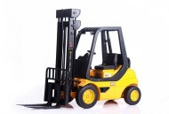 Hongkong-Double-eagleWireless-remote-control-electric-engineering-vehicle-backhoe-excavating-machinery-forklift-toy